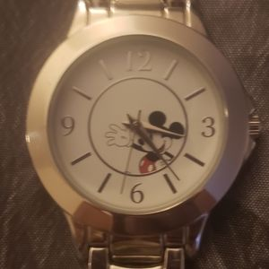 Mickey Mouse Disney Stainless Steel Watch